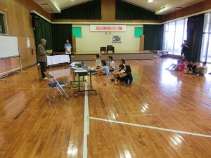 小学生ボランティア講座 1日目_01