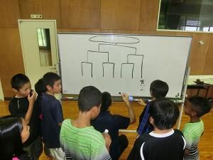 小学生ボランティア講座 2日目_08