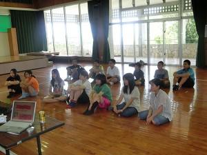 中高生ボランティア講座 1日目_03