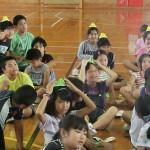 北中城小学校4年生 福祉体験_12