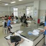北中城小学校4年生 福祉体験_15