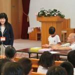 沖縄三育小学校 福祉体験学習_05