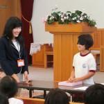 沖縄三育小学校 福祉体験学習_06