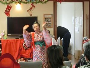 グループホーム若松クリスマス会_07