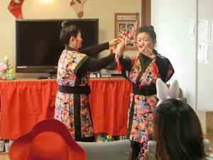 グループホーム若松クリスマス会_08