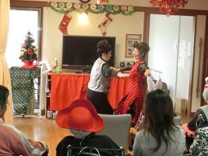 グループホーム若松クリスマス会_10