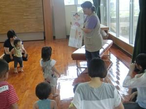出前保育「シャボン玉遊び」_08