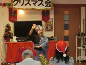 グループホーム若松クリスマス会