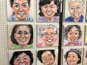 女性長寿100人展